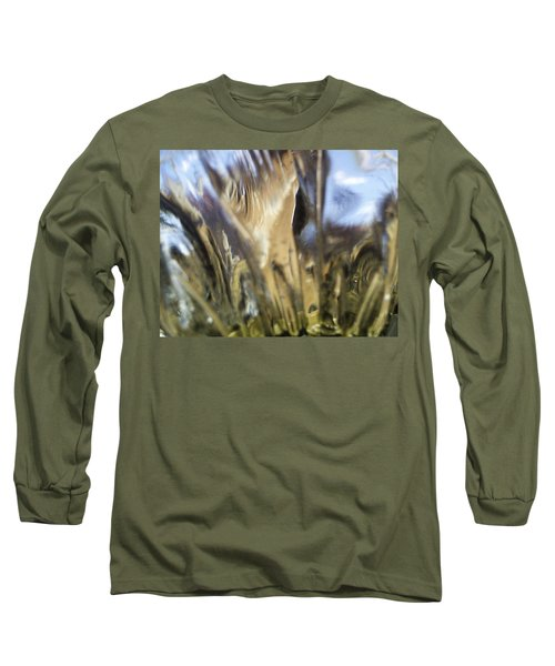 Long Sleeve T-Shirt featuring the photograph Forbidden Forest by Martin Howard
