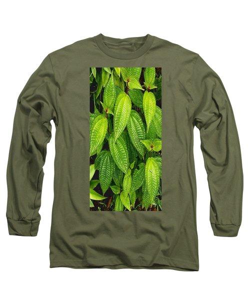 Forever Green Long Sleeve T-Shirt