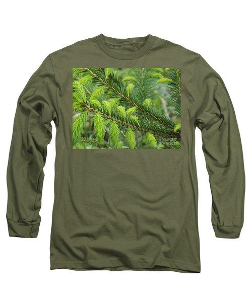 Forever Lime Green Long Sleeve T-Shirt