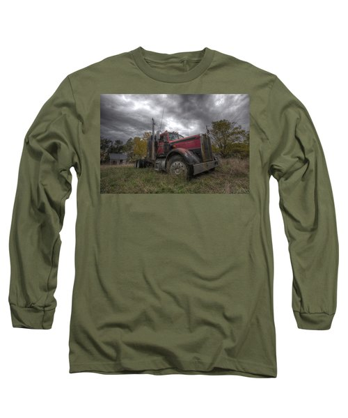 Forgotten Big Rig 2014 V2 Long Sleeve T-Shirt