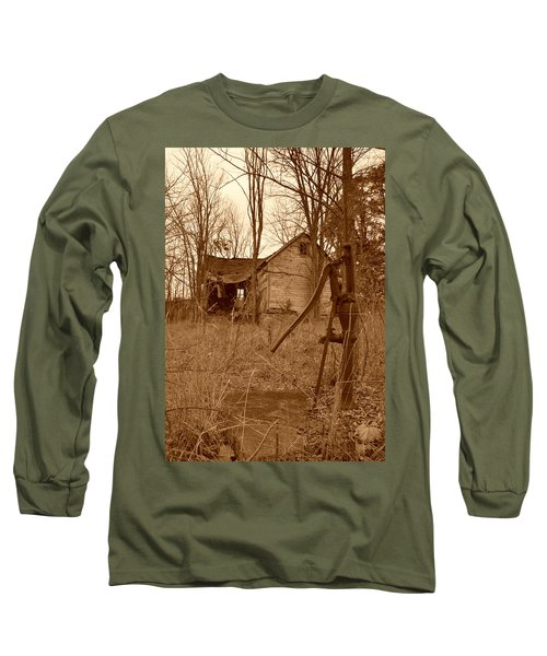 Forgotten Farmhouse Long Sleeve T-Shirt
