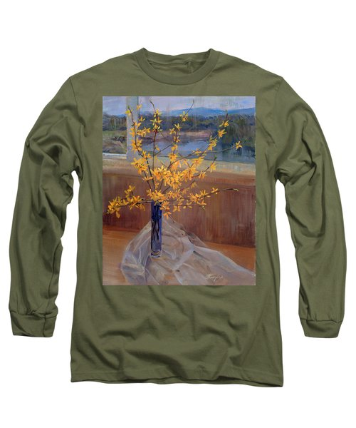 Forsythia Long Sleeve T-Shirt