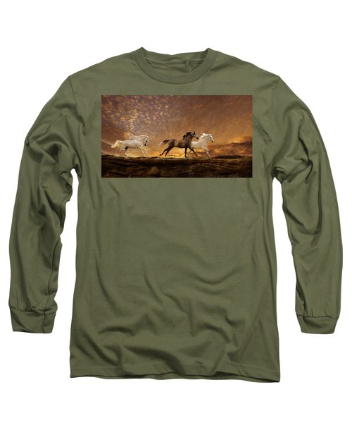 Freed Spirits Long Sleeve T-Shirt