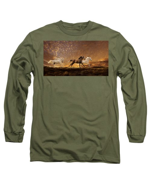 Freed Spirits Long Sleeve T-Shirt