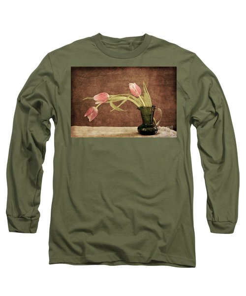 Fresh From The Garden II Long Sleeve T-Shirt by Alana Ranney
