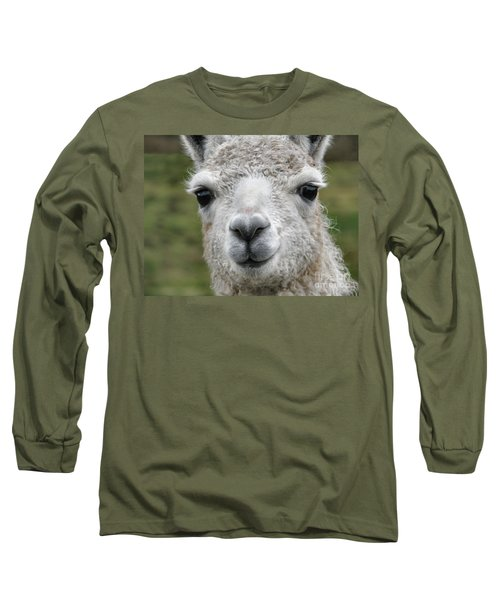 Friends From The Field Long Sleeve T-Shirt