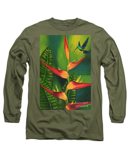 Friendship Long Sleeve T-Shirt by Laura Forde