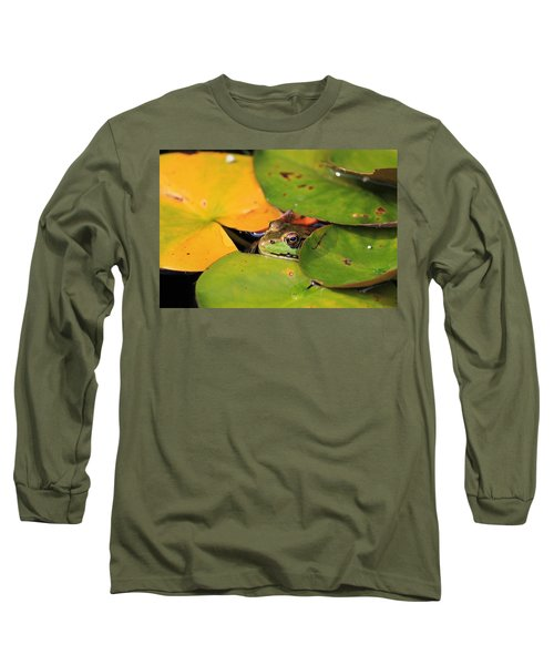 Frog Pond 3 Long Sleeve T-Shirt