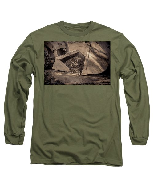 Front Loader Buckets Long Sleeve T-Shirt