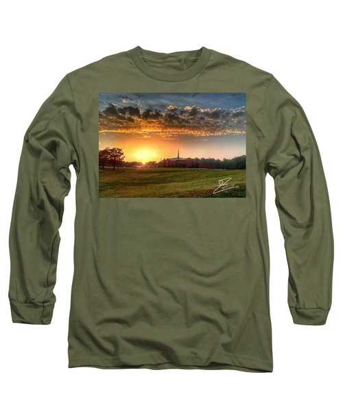 Fumc Sunset Long Sleeve T-Shirt