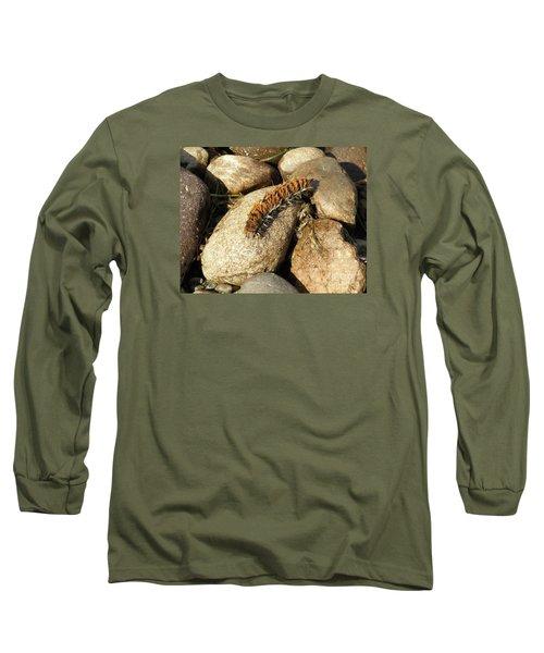Fuzzy Friend Long Sleeve T-Shirt