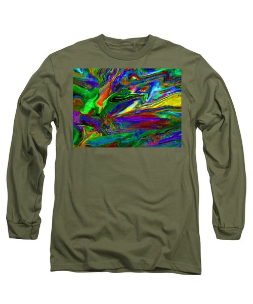 Galactic Storm Long Sleeve T-Shirt