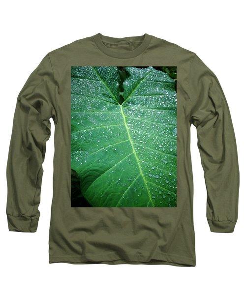 Galaxy Rain Long Sleeve T-Shirt