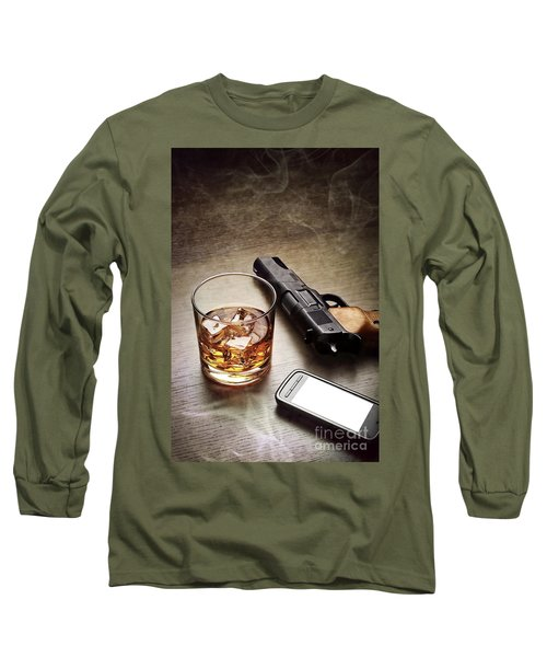 Gangster Gear Long Sleeve T-Shirt