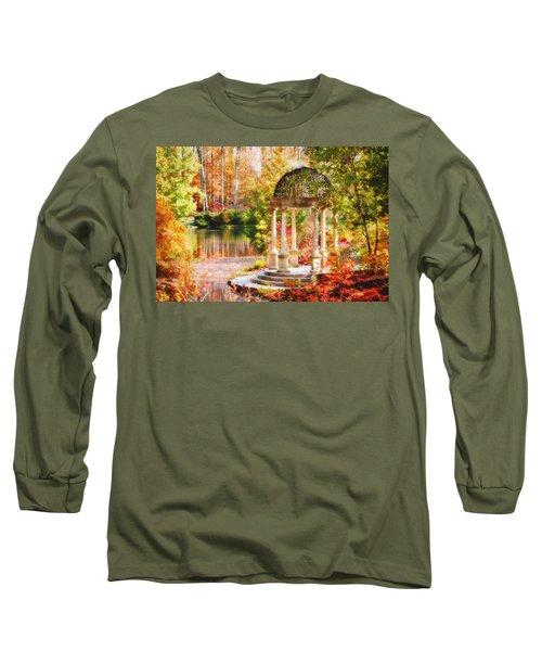 Garden Of Beauty Long Sleeve T-Shirt