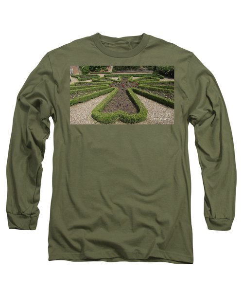 Long Sleeve T-Shirt featuring the photograph Garden Of Peace by Tracey Williams