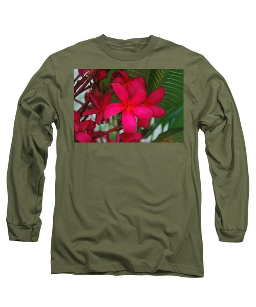 Long Sleeve T-Shirt featuring the photograph Garden Treasures by Miguel Winterpacht