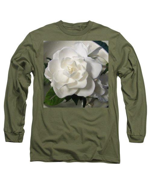 Gardenia Bowl Long Sleeve T-Shirt