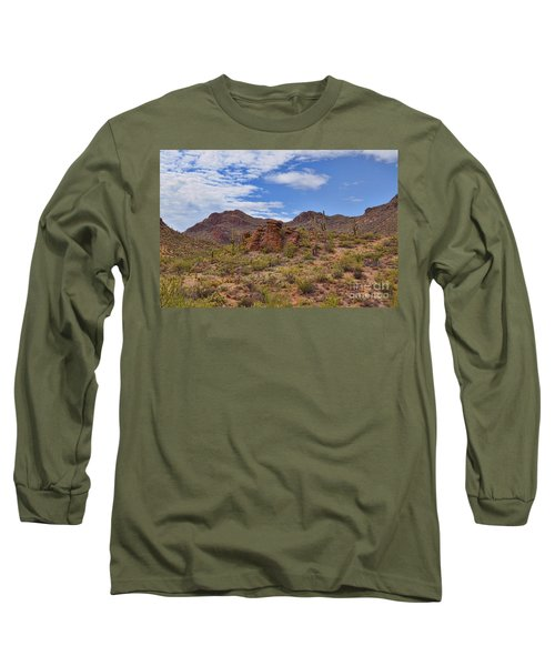 Gates Pass Scenic View Long Sleeve T-Shirt