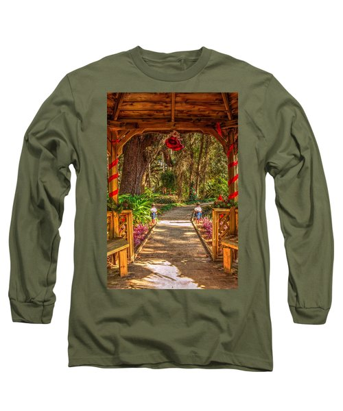 Gazebo Bells Long Sleeve T-Shirt
