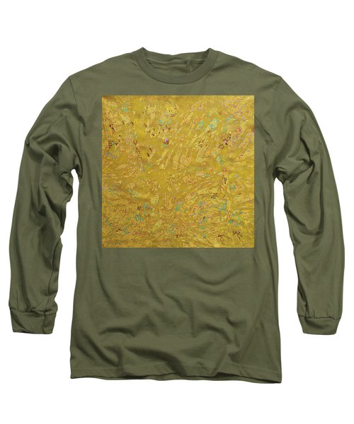 Gems And Sand Long Sleeve T-Shirt