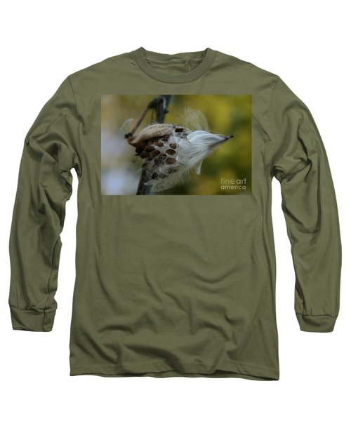 Getting Ready For Flight No.3 Long Sleeve T-Shirt