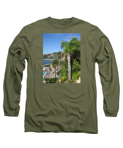 Giant Palm Long Sleeve T-Shirt