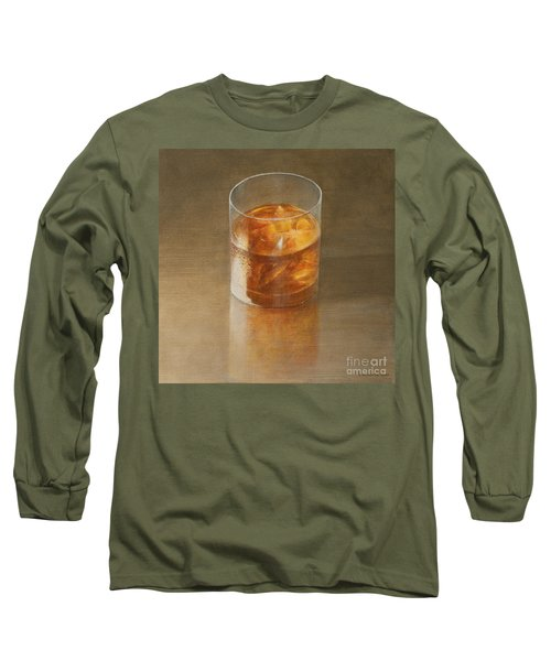 Glass Of Whisky 2010 Long Sleeve T-Shirt