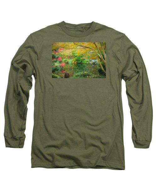 God Is A Designer Long Sleeve T-Shirt