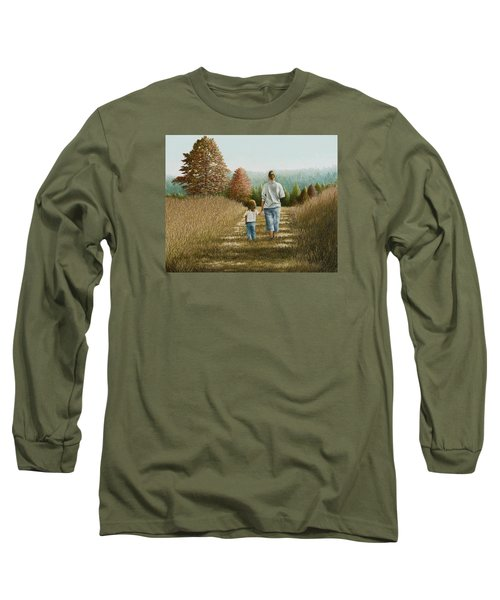 Going Home Long Sleeve T-Shirt