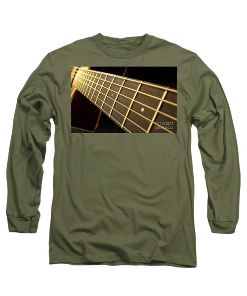 Long Sleeve T-Shirt featuring the photograph Golden Days by Andrea Anderegg