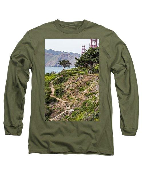 Golden Gate Trail Long Sleeve T-Shirt