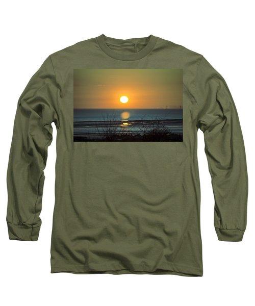 Golden Orb Long Sleeve T-Shirt