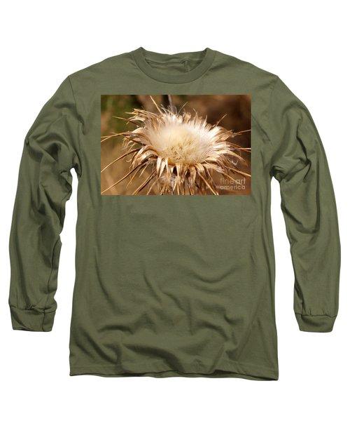 Golden Thistle Long Sleeve T-Shirt