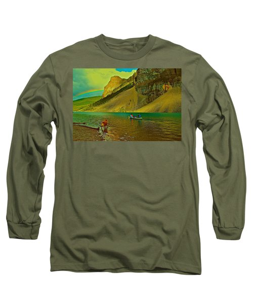 Golden Voyage Long Sleeve T-Shirt