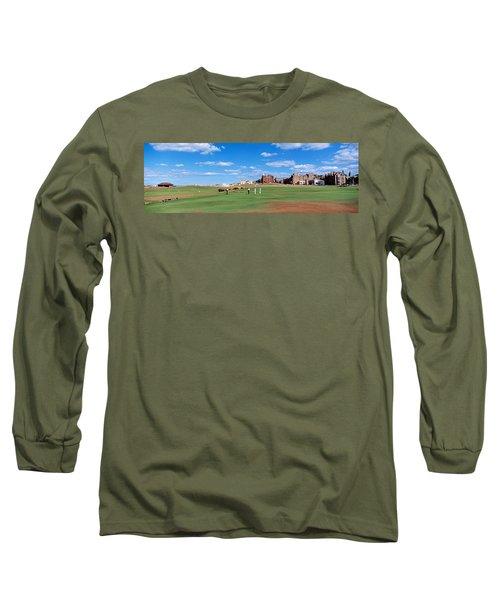 Golf Course, St Andrews, Scotland Long Sleeve T-Shirt