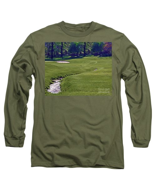 Golf Hazards Long Sleeve T-Shirt