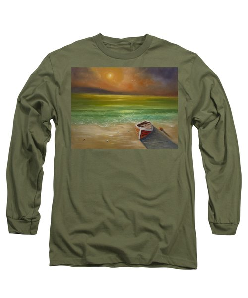 Gone For The Weekend Long Sleeve T-Shirt
