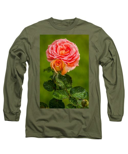 Good Morning Beautiful Long Sleeve T-Shirt by Ken Stanback