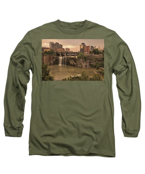 Good Morning Rochester Long Sleeve T-Shirt