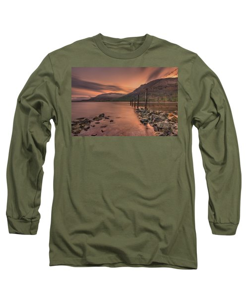 Goodbye To Yesterday Long Sleeve T-Shirt