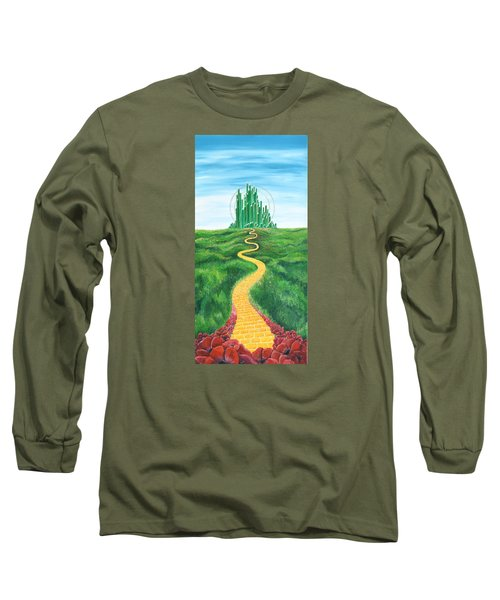 Goodbye Yellow Brick Road Long Sleeve T-Shirt