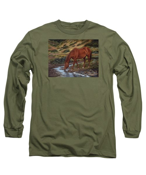 Good'ol Red Long Sleeve T-Shirt