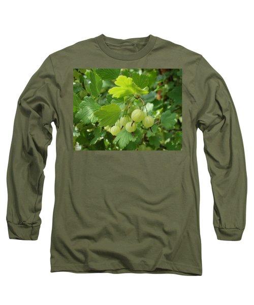 Gooseberries Long Sleeve T-Shirt