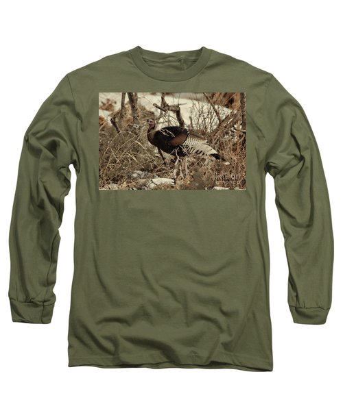 Gould's Wild Turkey Xii Long Sleeve T-Shirt