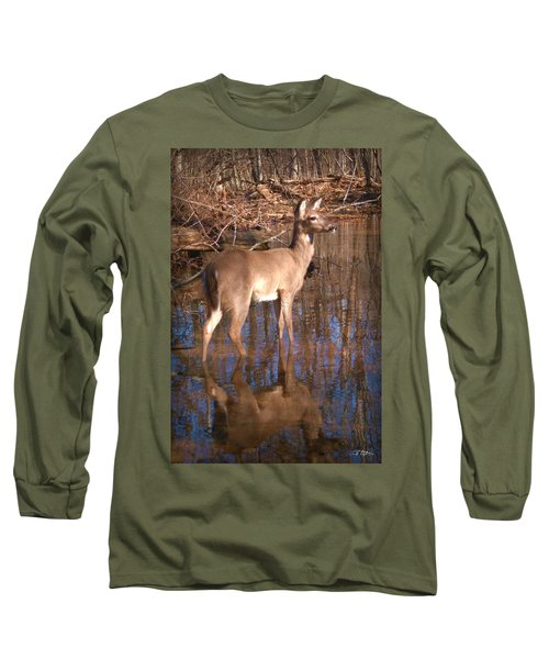 Grace Long Sleeve T-Shirt by Bill Stephens