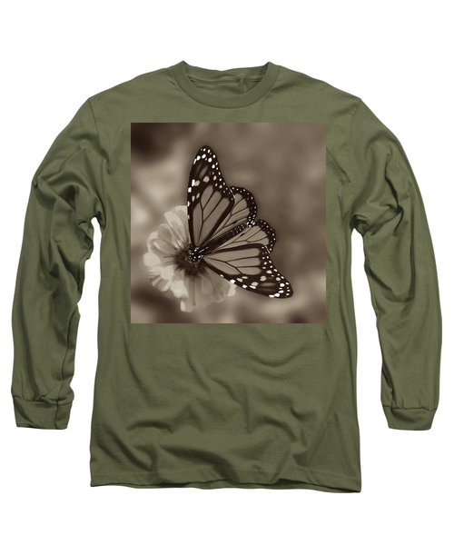 Grace Long Sleeve T-Shirt by Don Spenner