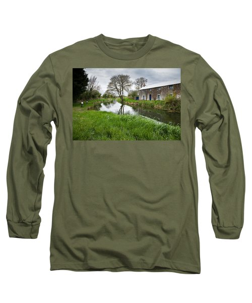Grand Canal At Miltown Long Sleeve T-Shirt