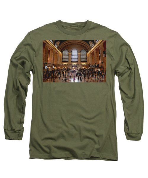 Grand Central Long Sleeve T-Shirt