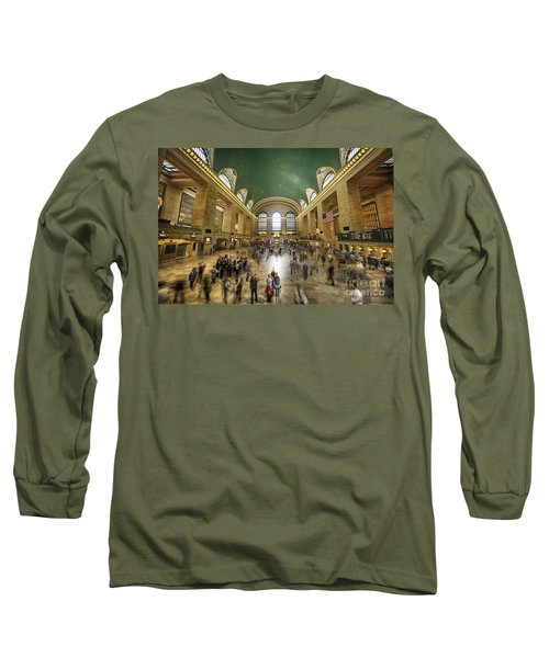 Grand Central Rush Long Sleeve T-Shirt